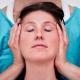 Shiatsu Behandlung - Halsdehnung